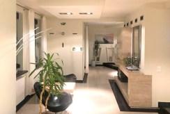 funkcjonalny hol w luksusowej willi na sprzedaż Bielsko-Biała (okolice)