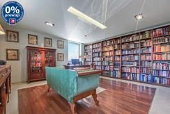 elitarna biblioteka w ekskluzywnej willi na sprzedaż Tarnowskie Góry