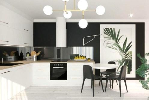 nowoczesny design salonu w ekskluzywnym apartamencie do wynajęcia Częstochowa