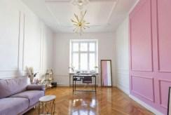 wytworne wnętrze luksusowego apartamentu na sprzedaż Łódź