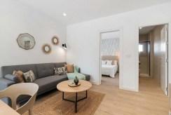 przeciwległa strona salonu w ekskluzywnym apartamencie na sprzedaż Hiszpania (Guardamar del Segura)