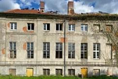 pomocniczny budynek w kompleksie z luksusowym pałacem na sprzedaż Dolny Śląsk