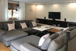 wytworny salon w ekskluzywnej willi do sprzedaży Wieluń (okolice)