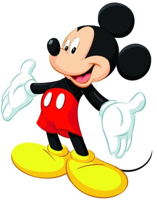 gambar mickey mouse