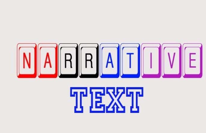 contoh narrative text