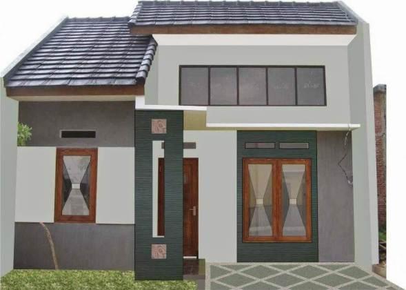 Gambar Teras Rumah Minimalis Modern Type36