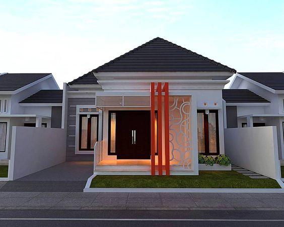 99 Kombinasi Warna Cat Rumah Minimalis Kece Terbaru