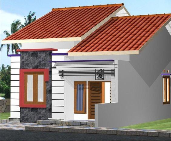 Warna Cat Rumah Minimalis mantap