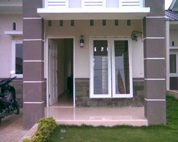 gambar teras rumah minimalis