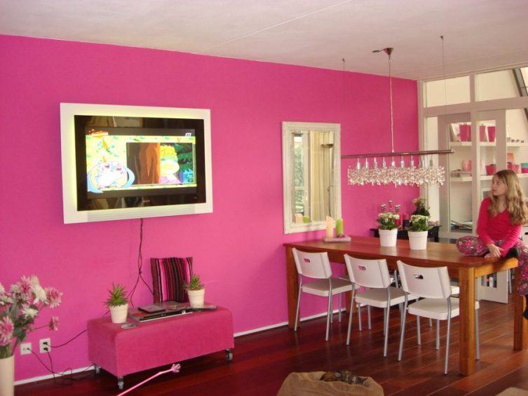warna cat rumah minimalis untuk ruang keluarga