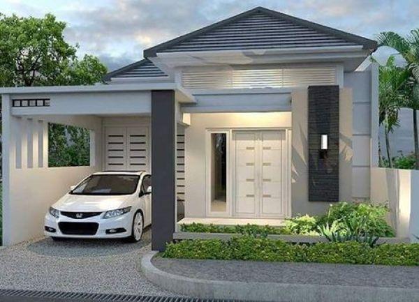 teras rumah minimalis sederhana modern klasik mewah 53