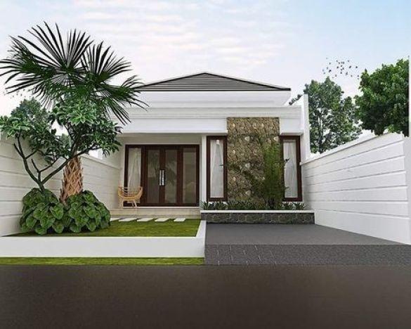 teras rumah minimalis sederhana terbaik