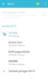 cara bobol password wifi dengan QR Code Xiaomi