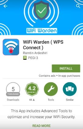 cara mengetahui password wifi orang lain dengan wifi warden