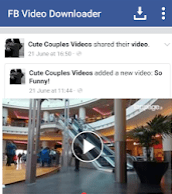 cara download video di facebook gratis