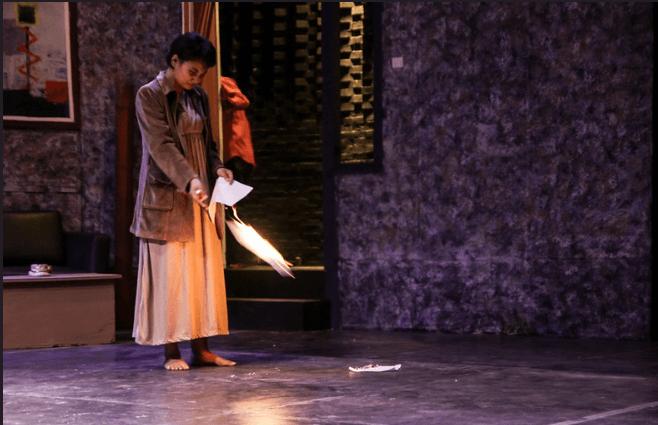 pengertian seni teater