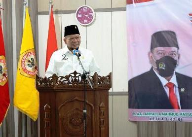 Ketua DPD RI Dorong Jagoan Tani Banyuwangi Ciptakan Banyak Petani Milenial