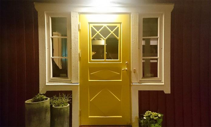 Ekstrands klassiska dörrar