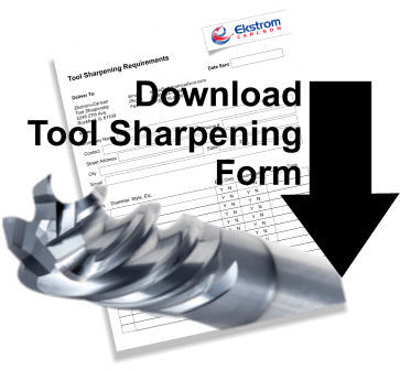 Tool Sharpening Form