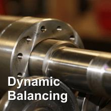 Dynamic Balancing