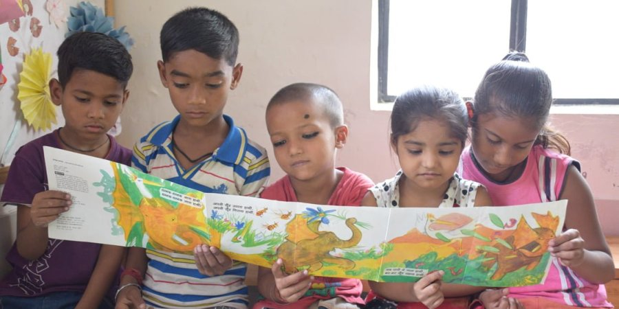 Helping Children Through Books