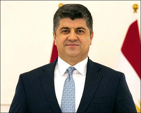 ahur Sheikh Jangi Talabani, Iraqi Kurdistan
