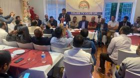 অনলাইন টিভি ক্লাব আয়োজিত 'মানব সেবায় মিডিয়ার ভূমিকা' শীষর্ক আলোচনা