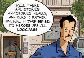 Logicomix – an epic search for truth
