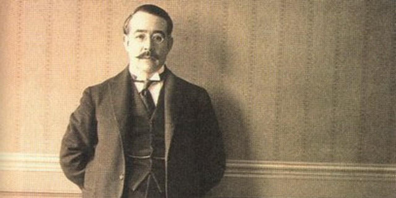 A Leopoldo Lugones – Jorge Luis Borges