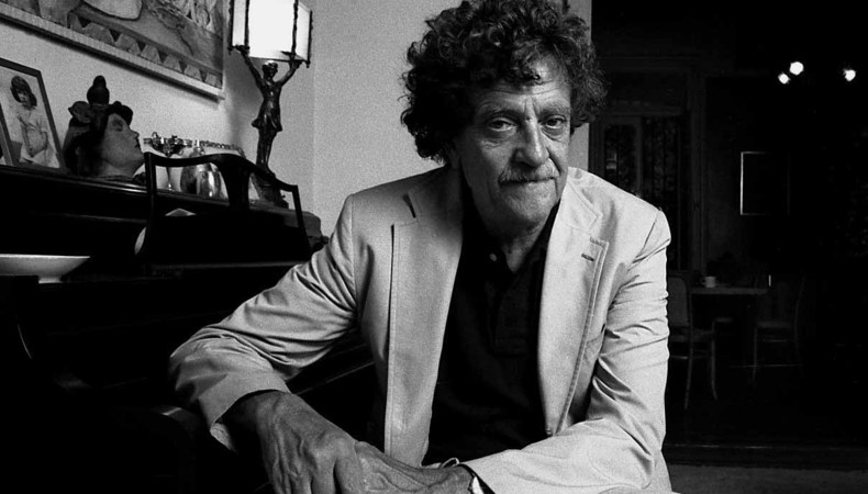 If this isn't nice, what is? – Kurt Vonnegut
