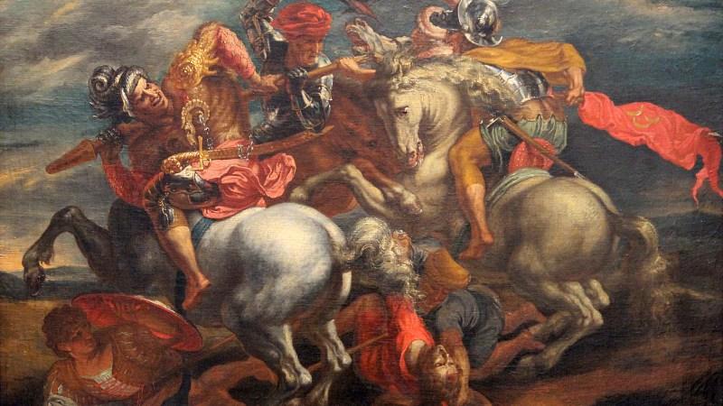 Variaciones de la Batalla de Anghiari