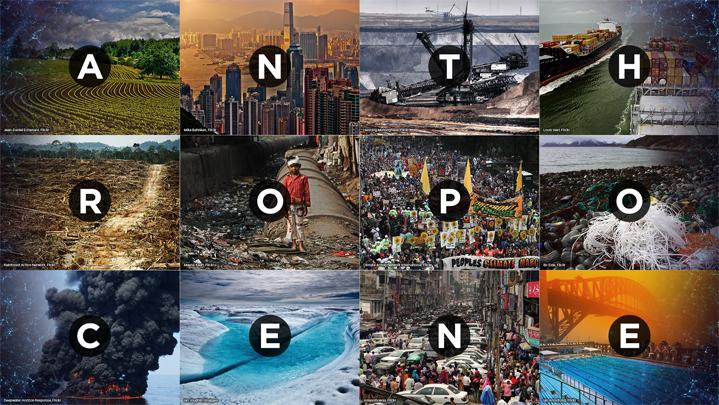 Alcanzar el futuro: de la Ciencia Ficción al Antropoceno y de regreso