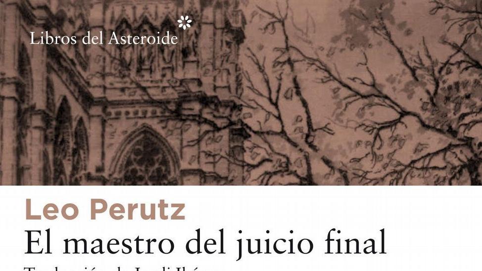 El maestro del juicio final – Leo Perutz