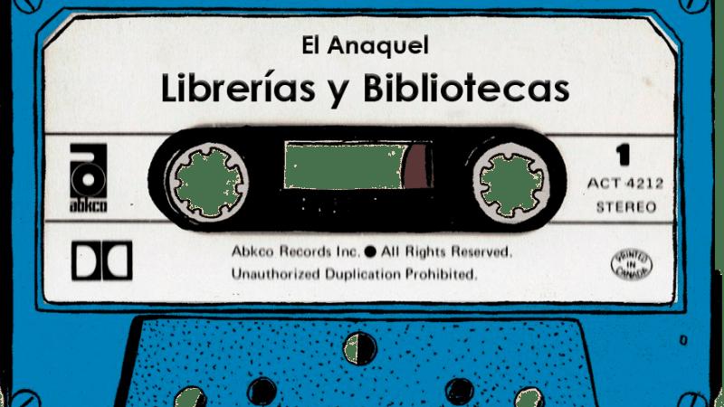 [Podcast] Librerías y Bibliotecas