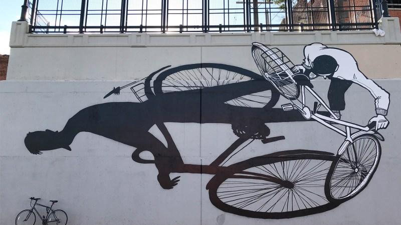 Elogio de la sombra: breves apuntes sobre los graffitis de Alex Senna