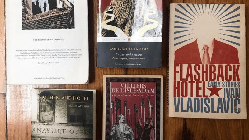 Reseñas breves de Atilgan, Vladislavic y otros