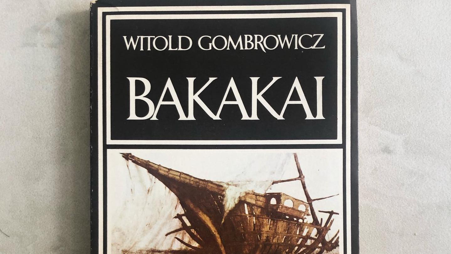 Sobre las cosas ocurridas a bordo de la goleta Banbury – Witold Gombrowicz