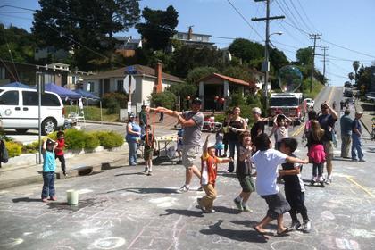 El Cerrito Street Play