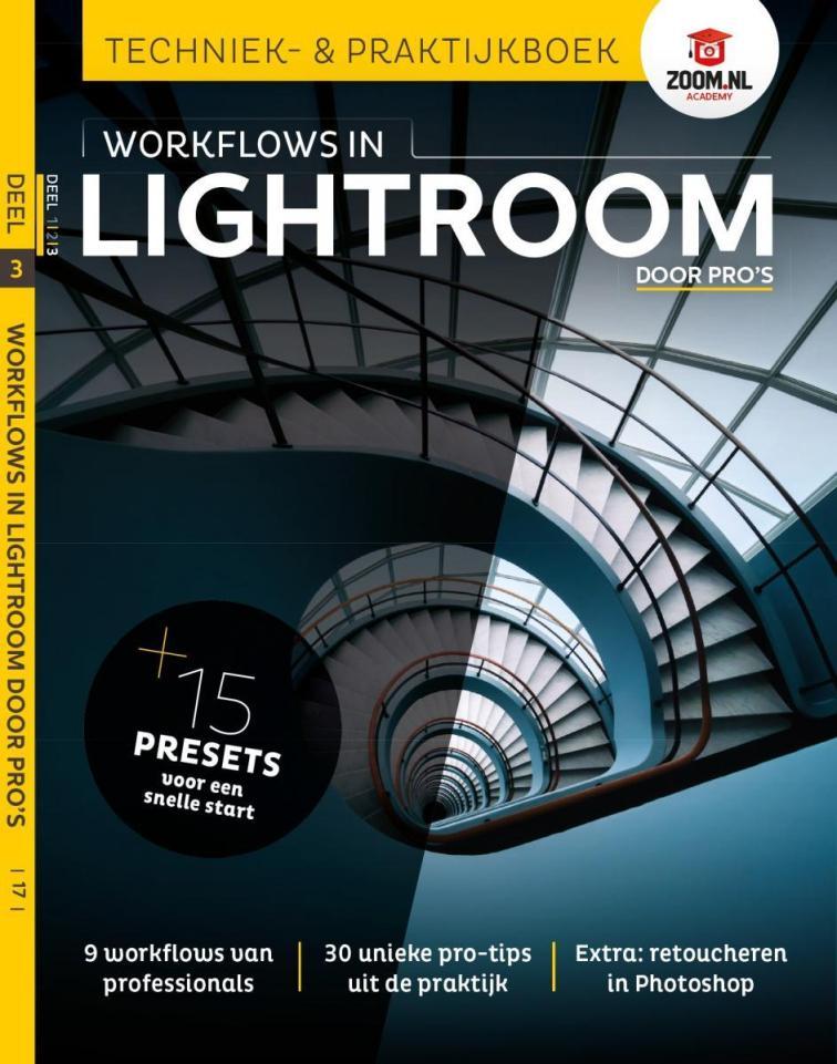 Workflows in lightroom
