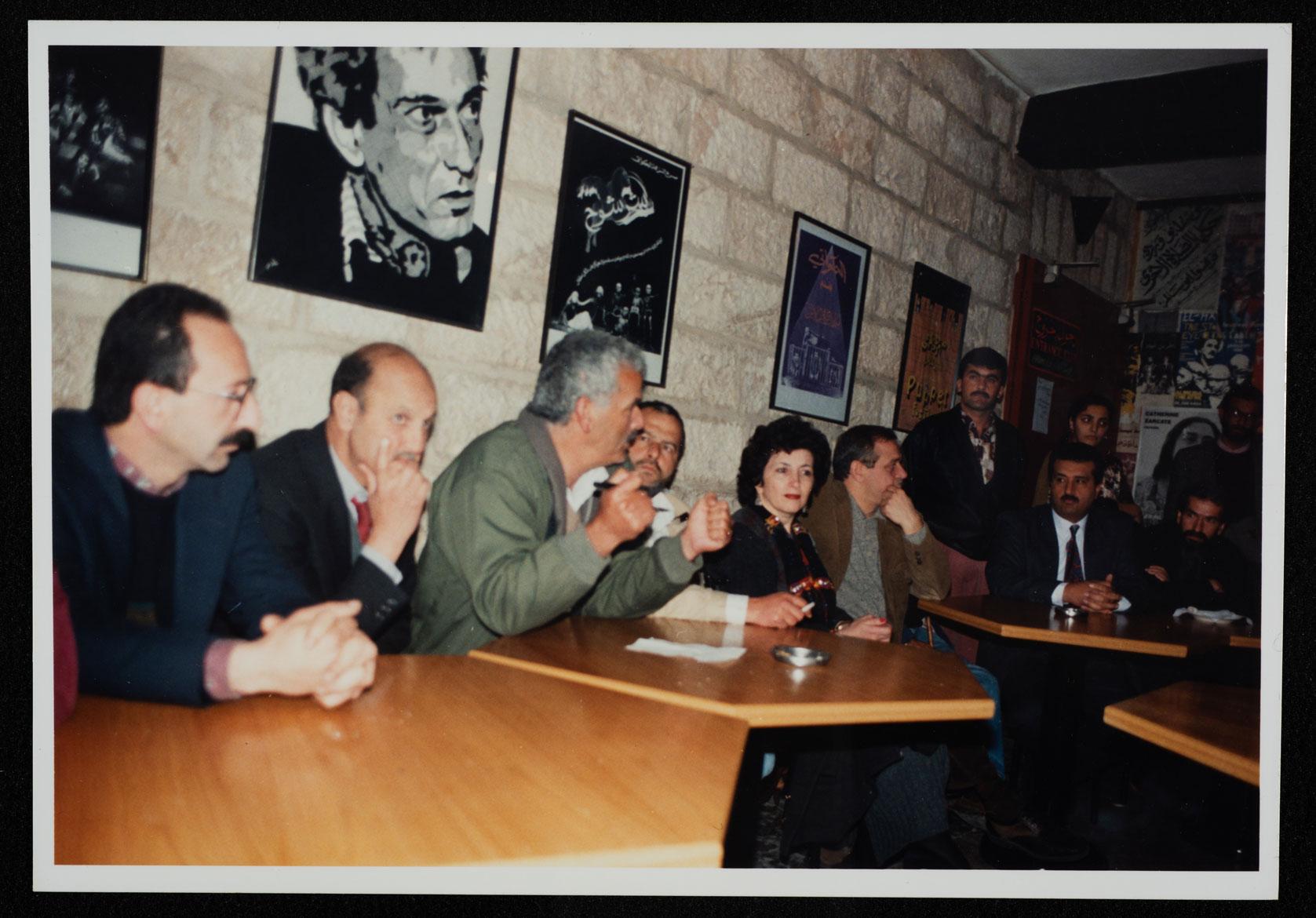 الهيئة العامة الأولى