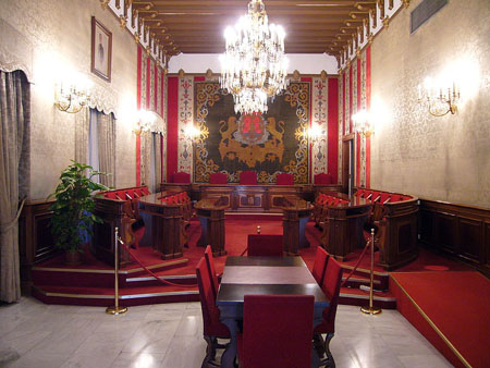Salón plenario