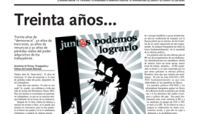 Capítulo XXXIX: PSOE, del marxismo al pragmatismo liberal