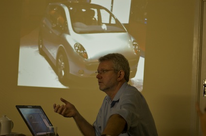 South Africa's Joule Electric Car