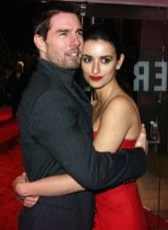 Tom Cruise and Penelope Cruz
