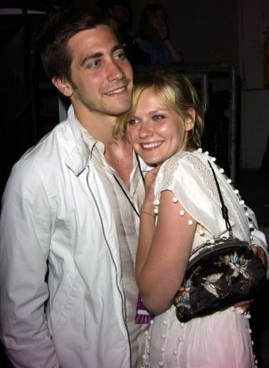 Jake Gyllenhaal and Kristen Dunst