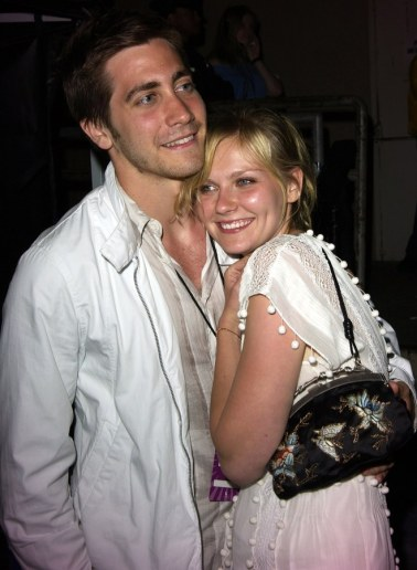 Jake Gyllenhaal and Kristen Dunst