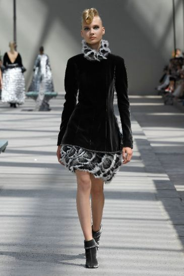 Chanel Haute Couture 21