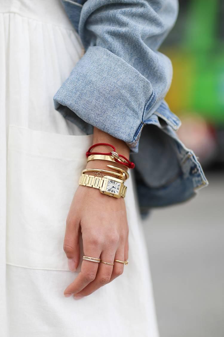 e14dc5d57e Love Bracelet  Ο μύθος του ιστορικού βραχιολιού Cartier που είναι ...