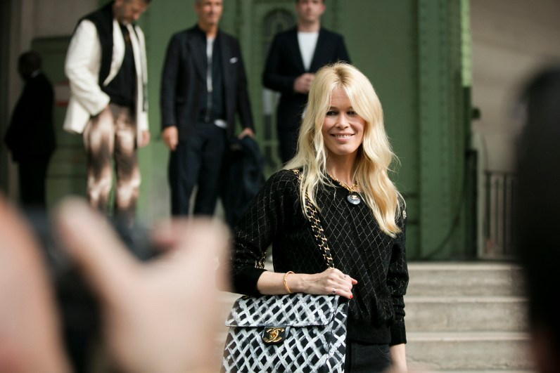 Karl for ever - Claudia Schiffer