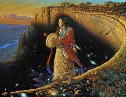 Απεικόνιση Σαμάνου